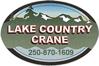 Lake Country Crane & Transport Ltd